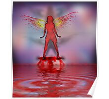 Blood Bath Fairy Poster