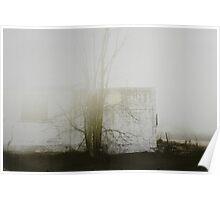 « un matin de brouillard » Poster