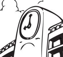 Penguin Village School Sticker