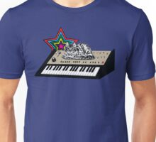 Synth Cat Unisex T-Shirt