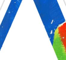 Alt-j design Sticker
