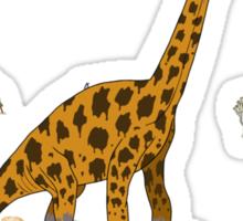 Brachiosaurus Sticker