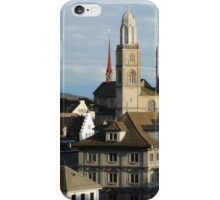 Zurich - Without The Gnomes... iPhone Case/Skin