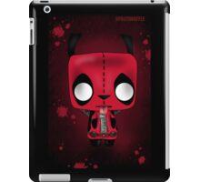 DeadPool Gir iPad Case/Skin