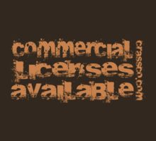 commercial licenses available by fuxart