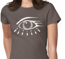 eye Womens Fitted T-Shirt