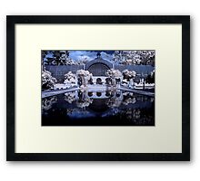 Midnight Palace Framed Print