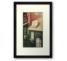 Bird Cage Framed Print