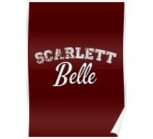 Once Upon a Time - Scarlett Belle Poster