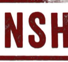 The Hood Sticker
