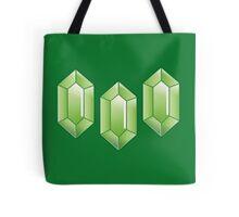 Three green jewels Tote Bag