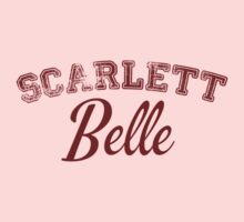 Once Upon a Time - Scarlett Belle One Piece - Short Sleeve