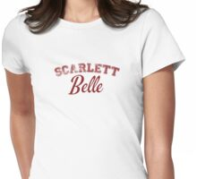 Once Upon a Time - Scarlett Belle Womens Fitted T-Shirt