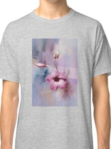 Painted Flowers Classic T-Shirt