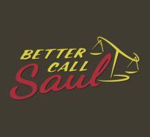 Better Call Saul by ArtworkInc