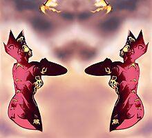 Free Robots of Pepper-Pot Land [Digital Fantasy Illustration] version 2 by Grant Wilson