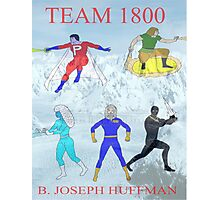 Team 1800 Photographic Print