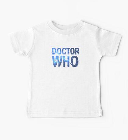 Doctor Who Baby Tee