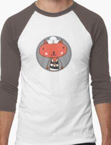 Nautical Adventures: Sailor Cat Men's Baseball ¾ T-Shirt