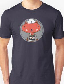Nautical Adventures: Sailor Cat Unisex T-Shirt