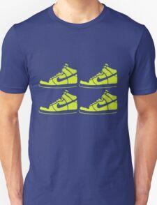 dunk stencil Unisex T-Shirt