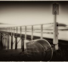 Vintage Pier 1 by Sue Wickham