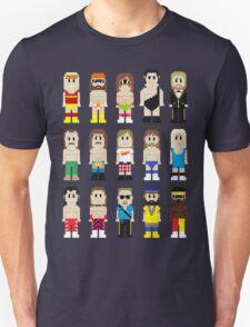 8-Bit Wrestling! T-Shirt