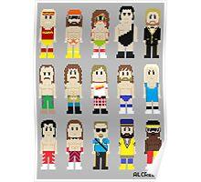 8-Bit Wrestling! Poster