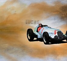 Mercedes-Benz W125 by Lightrace