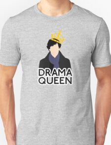 Sherlock - Drama Queen T-Shirt
