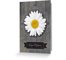 Love, Always & Forever Greeting Card