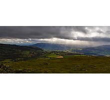 Brecon in Cloud Photographic Print
