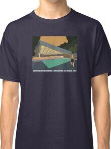 Goldstein House John Lautner Architecture Tshirt Classic T-Shirt