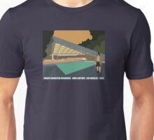 Goldstein House John Lautner Architecture Tshirt Unisex T-Shirt