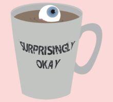 Sherlock - Surprisingly Okay Kids Tee