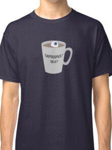 Sherlock - Surprisingly Okay Classic T-Shirt