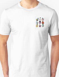 Brent Rivera Colored Dots Unisex T-Shirt