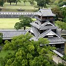 Kumamoto Castle by Aimerz