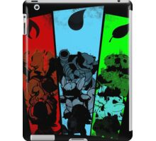 the most difficult choice of life iPad Case/Skin