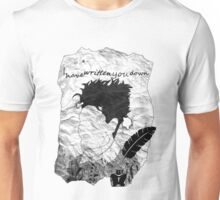 Feather and Ink Unisex T-Shirt