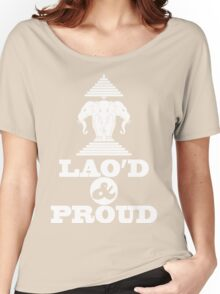 LAO'D & PROUD Women's Relaxed Fit T-Shirt