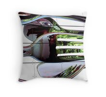 FORKED Throw Pillow