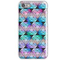 Tie Dye Diamond iPhone Case/Skin
