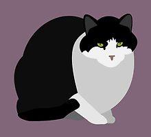 Bill, Stray Cat by RaidSage