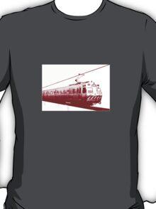 Melbourne Train T-Shirt