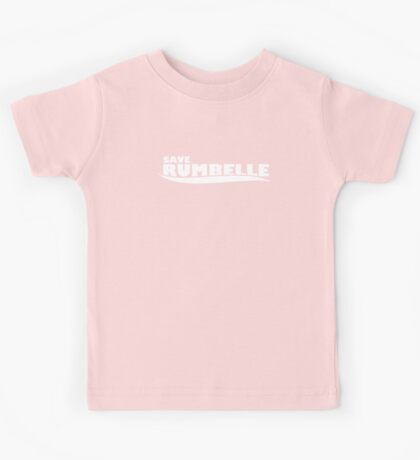 Once Upon a Time - Save Rumbelle Kids Tee