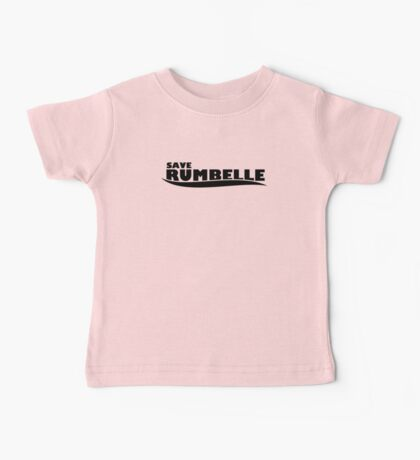 Once Upon a Time - Save Rumbelle Baby Tee