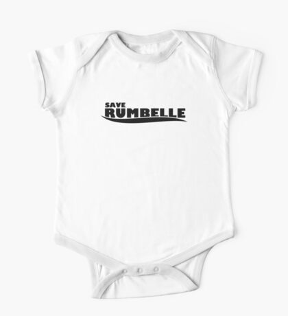 Once Upon a Time - Save Rumbelle One Piece - Short Sleeve