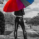 Shiny Rainbow 2 by Mark Curry
