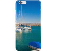 marina de oeiras iPhone Case/Skin